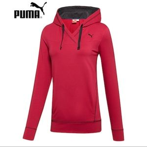 PUMA DRY CELL Top Pullover Hoodie